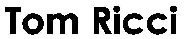 Tom Ricci | Official Music Website